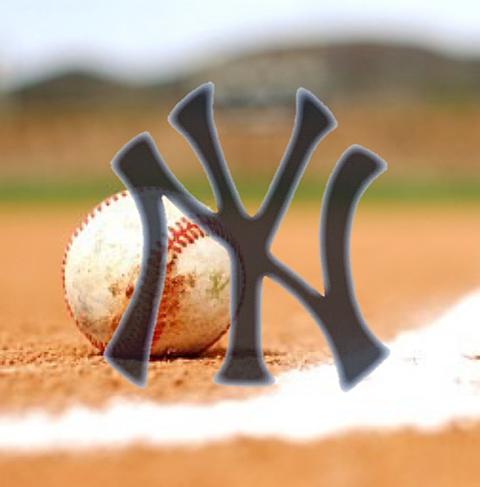 野球ニューヨークヤンキースの画像(プリ画像)