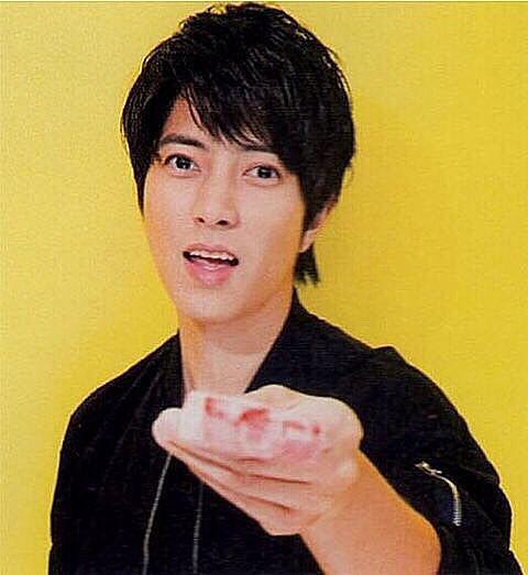 山P (*/ω\*)キャー!!♥の画像(プリ画像)