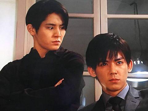 Hey!Say!JUMP/山田涼介 ジャニーズWEST/小瀧望の画像(プリ画像)