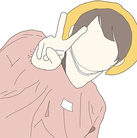 平野紫耀くんの線画の画像(プリ画像)