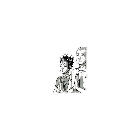 西谷&田中の画像(プリ画像)