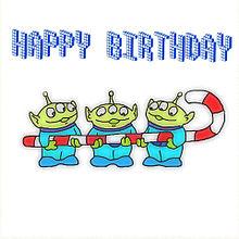 Happybirthdayの画像(ディズニー/トイストーリーに関連した画像)