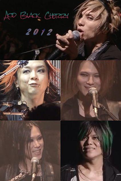 Acid Black Cherry TOUR 2012 LIVEの画像 プリ画像