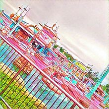 Prismaでディズニーの画像(プリ画像)