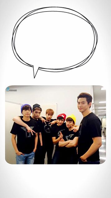 2PM  ロック画面の画像(プリ画像)