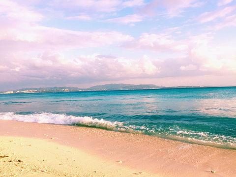 沖縄の海の画像(プリ画像)
