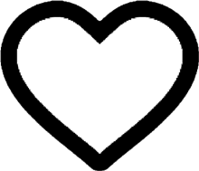 キンブレ 素材 ハート 背景透明の画像(素材 キンブレに関連した画像)