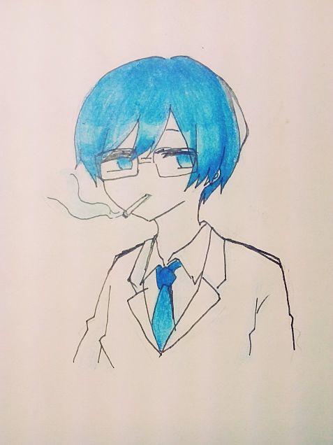 sakkiさんリクエスト!欝先生の画像(プリ画像)