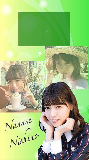 西野七瀬 iPhone ロック画面[76503954]|完全無料画像検索のプリ