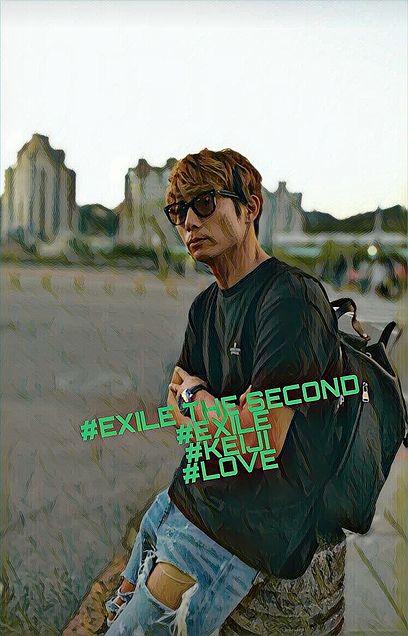 EXILETHE SECONDの画像(プリ画像)