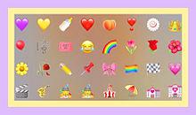 Iphone 可愛い 絵文字