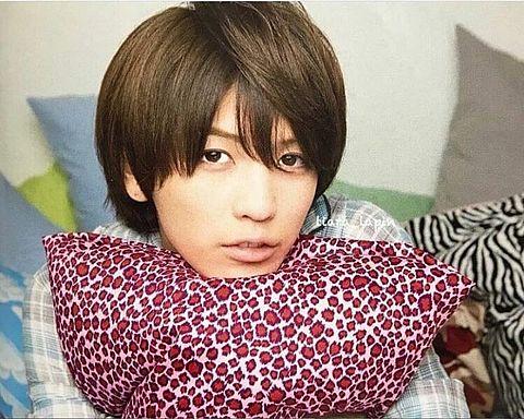king&prince❗枕可愛い❤の画像(プリ画像)