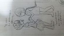 歌姫の詩(重音テト&鏡音リン)の画像(プリ画像)