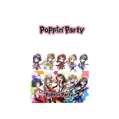 Poppin'Partyファン用 壁紙の画像(プリ画像)