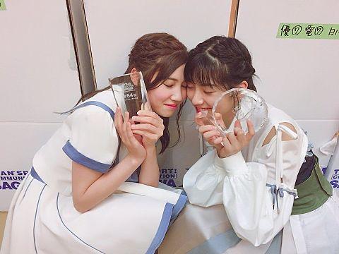 古畑奈和と北川綾巴の画像(プリ画像)