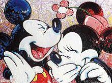 mickey & minnieの画像(ディズニー素材に関連した画像)