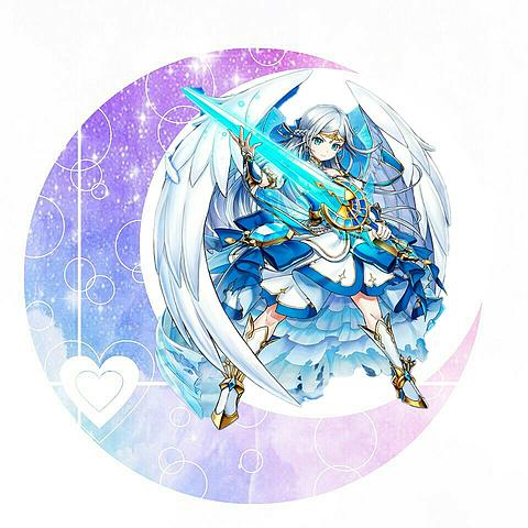 ☆白猫☆ アイリス 月加工の画像(プリ画像)