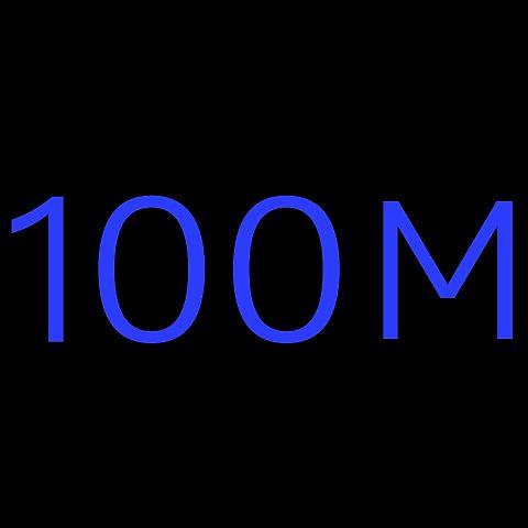 陸上 100Mの画像(プリ画像)