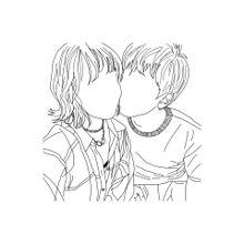 girl&boy プリ画像