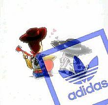 adidasペア画😍💭の画像(ホーム画 ペア画 オシャレに関連した画像)