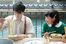 NHK朝ドラ 10月〜 まんぷく 安藤サクラ、長谷川博己の画像(NHK朝ドラに関連した画像)