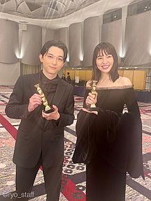 吉沢亮  長澤まさみ  最優秀助演賞の画像(長澤まさみに関連した画像)