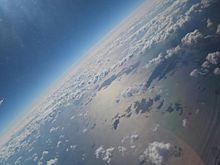 上空の画像(プリ画像)