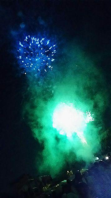 横浜の花火大会の画像(プリ画像)