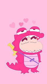 しんちゃん 🍑の画像(クレヨンしんちゃん ピンクに関連した画像)