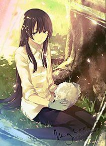 櫻子さんと骨 プリ画像