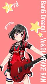 BanG Dream! 3周年ロック画面の画像(宇田川巴に関連した画像)