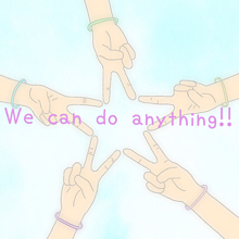 We can do anything!!