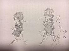 Before  Afterの画像(朝比奈日和に関連した画像)