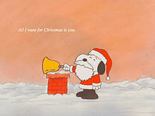 All I want for Christmas is you.の画像(恋愛 ポエムに関連した画像)