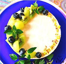 フレッシュデコレーションケーキの画像(デコレーションケーキに関連した画像)
