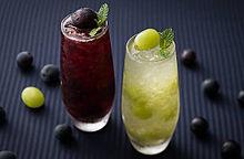 巨峰とマスカットのお酒 ホテルメトロポリタン池袋の画像(マスカットに関連した画像)