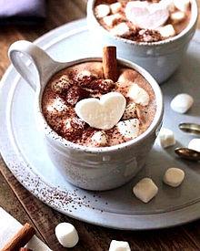 ホットチョコレート おしゃれの画像(ホットチョコレートに関連した画像)