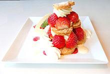 苺のバレンタインミルフィーユ 銀座千疋屋の画像(ルフィーに関連した画像)