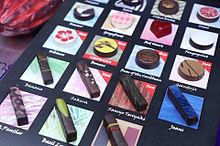 スイーツコレクションのチョコレート 日本橋三越の画像(日本橋に関連した画像)