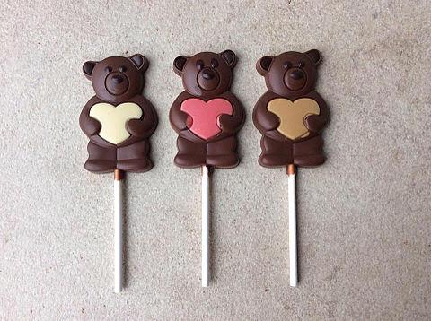ベアチョコレート かわいい