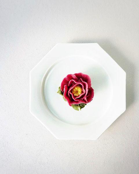 花のおはぎ おしゃれ 画像右下のハートを押してね!の画像 プリ画像