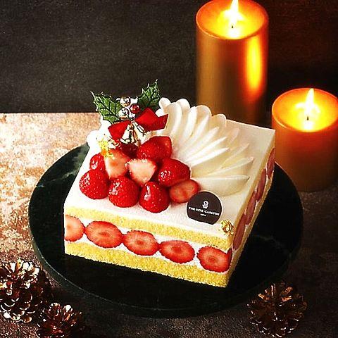 三越クリスマスケーキ  写真右下のハートを押してねの画像(プリ画像)