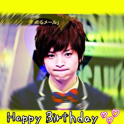 *☆*Happy Birthday*☆*の画像 プリ画像