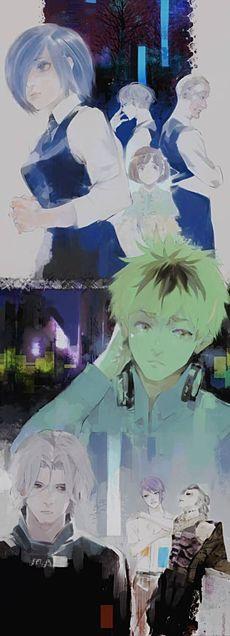 東京喰種√A EDの画像(プリ画像)