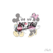 ミッキー&ミニー♡の画像(ミッキーに関連した画像)