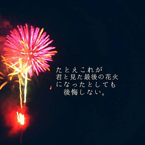 花火。の画像(プリ画像)
