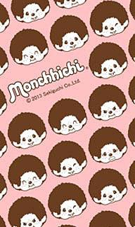 沢山のモンチッチです。