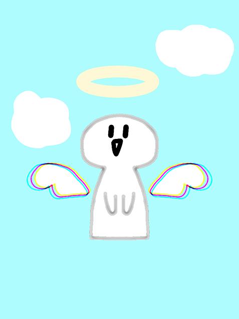 あの…天使です。の画像(プリ画像)