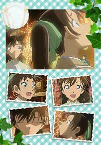 蘭ちゃん、和葉ちゃん プリ画像