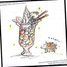 針ネズミの遭遇(自作)の画像(パルフェに関連した画像)